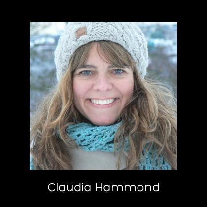 Claudia Hammond Photo