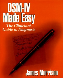 DSM-IV made easy book