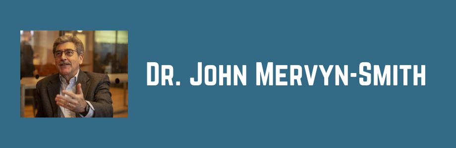 Dr John Mervyn-Smith
