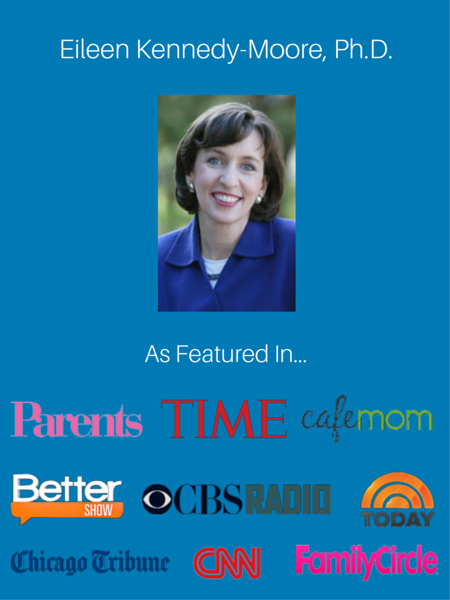 Parenting Expert Dr. Eileen Kennedy-Moore