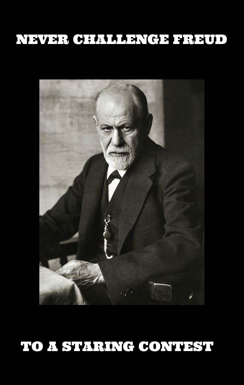 Brilliant Sigmund Freud Memes and Cartoons
