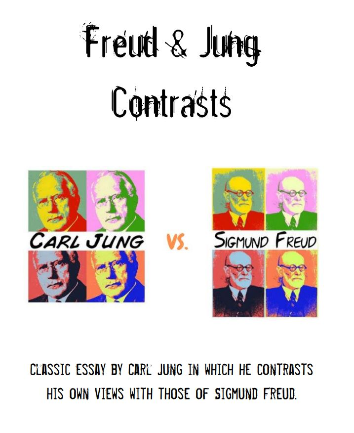 Freud and Jung Contrasts