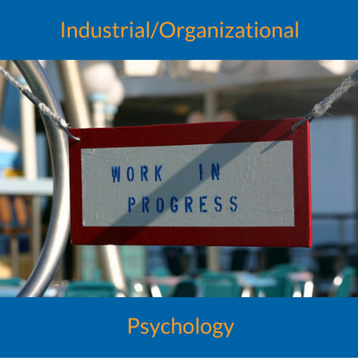 Master of Science in Industrial and Organizational Psychology