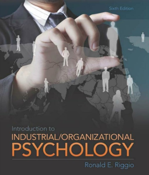 Introduction to Industrial and Organizational Psychology
