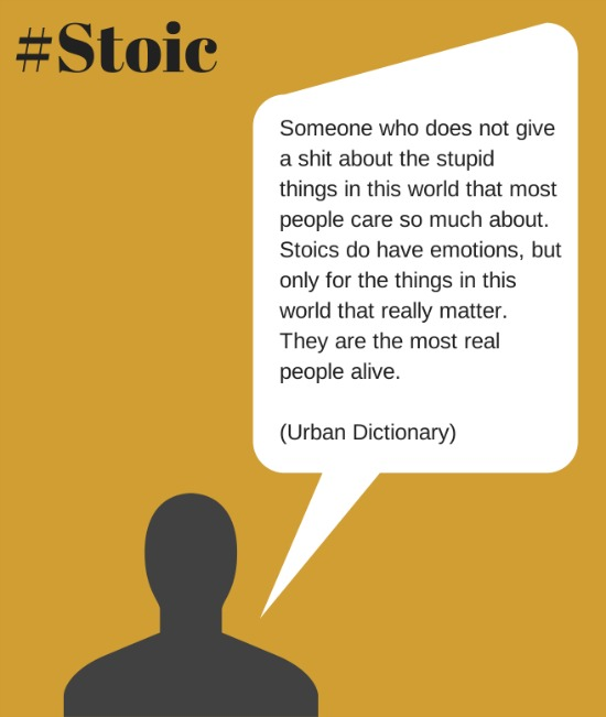Stoic Definition