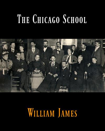 John Dewey And The Chicago School