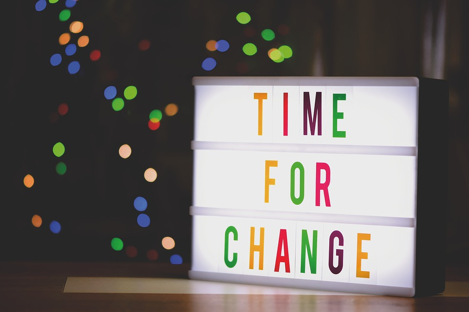 Accepting Change. Insightful article by Dr. Kevin Fleming on the ingrained resistance of nature and nurture.