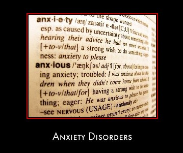 psychology anxiety disorders Body: there may be a genetic predisposition to anxiety disorders some sufferers report that a family member has or had a panic disorder or some other emotional disorder such as depression studies with twins have confirmed the possibility of genetic inheritance of the disorder.