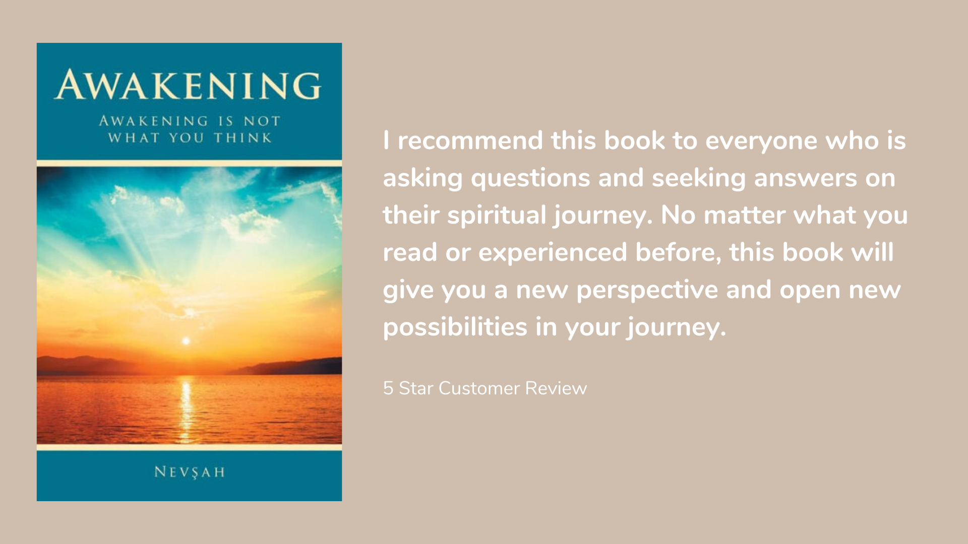 Awakening: Awakening Is Not What You Think