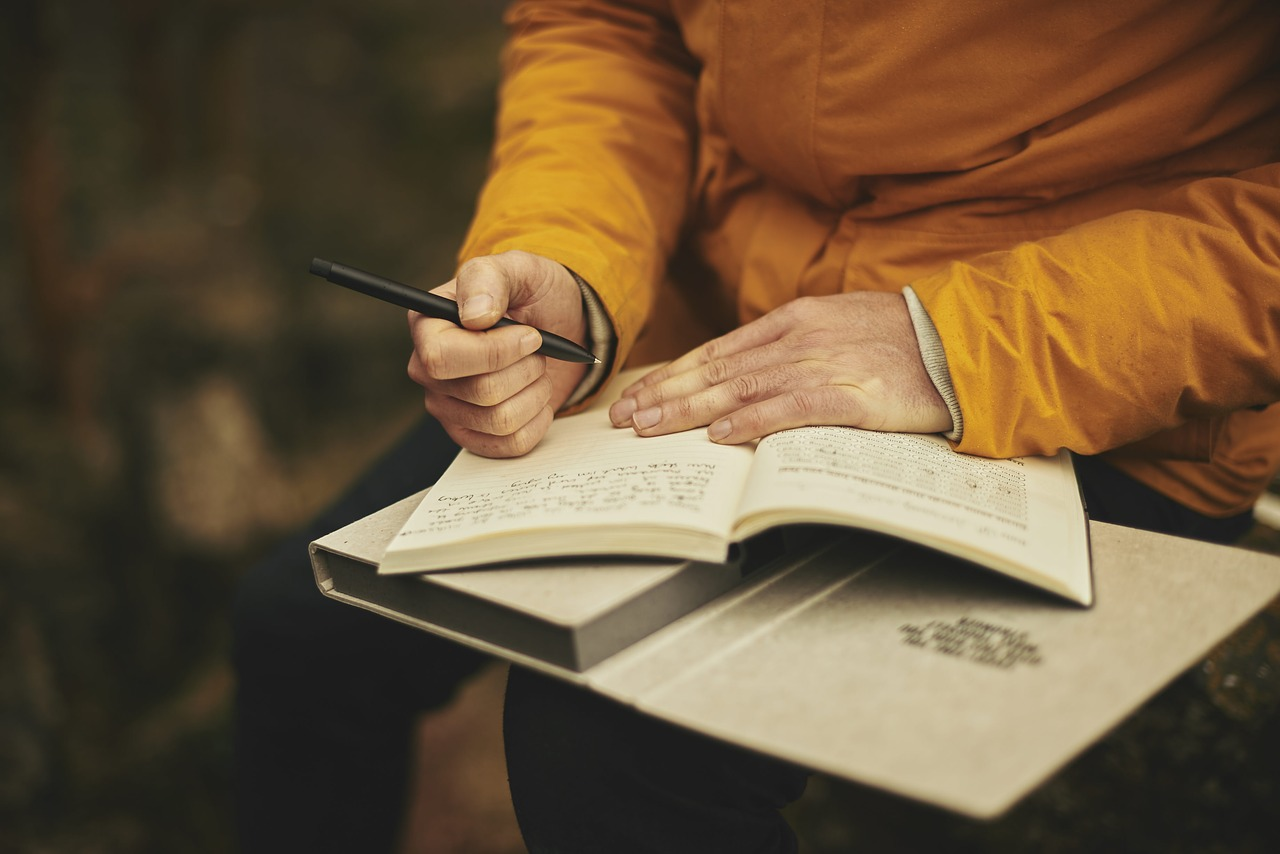 To Boost Your Self-Esteem, Write About Chapters Of Your Life