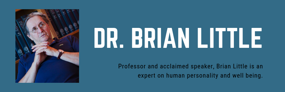 Brian Little Psychology Directory Page