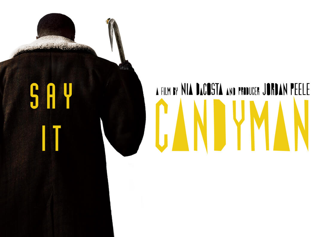 Candyman 2021 film poster