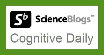 Cognitive Daily Blog