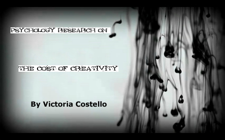 Psychology Research on the Cost of Creativity