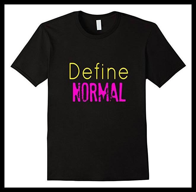 Define Normal T-Shirt
