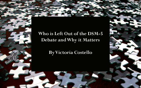 DSM-5 Debate Article