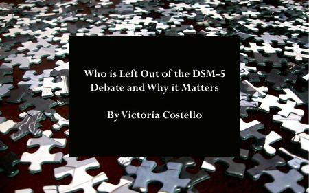 DSM-5 Debate Article