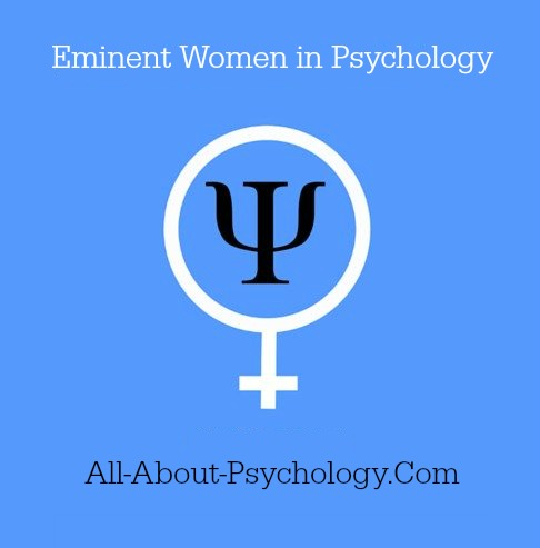 Eminent women in Psychology