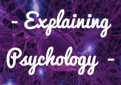 Explaining Psychology