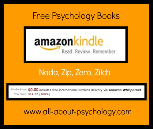 free kindle psychology books
