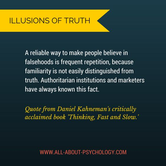 Great Quote by Daniel Kahneman