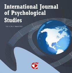 international journal of psychological studies International scientific journal & country ranking display only open access journals display only scielo journals (in progress.