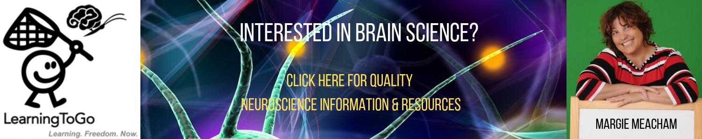 Margie Meacham Neuroscience Website