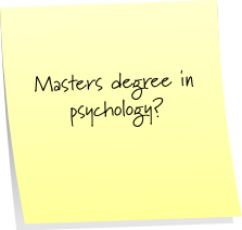 master's degree in psychology, Human Body