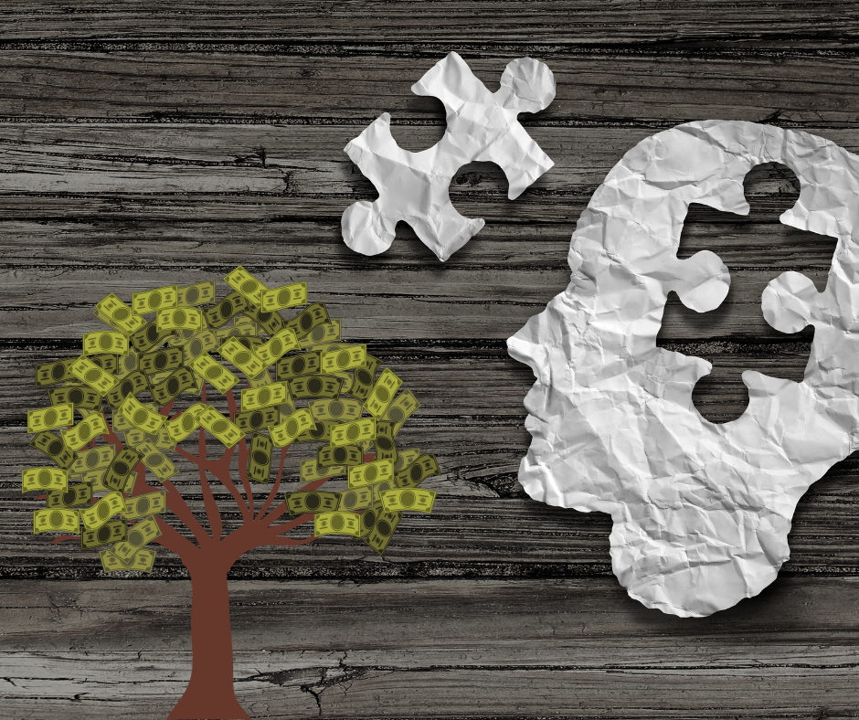 Image representing mental wellbeing healthcare costs