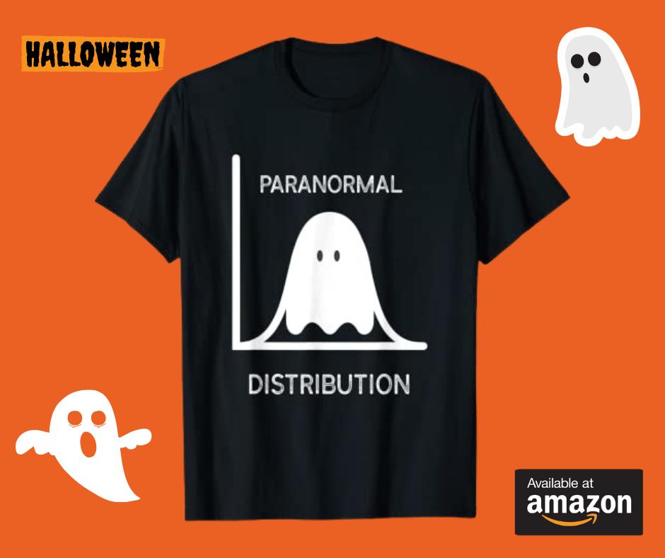 Paranormal Distribution T-Shirt