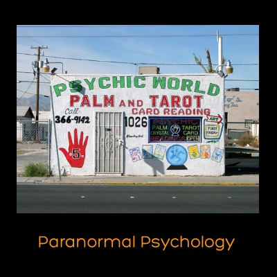 Paranormal Psychology