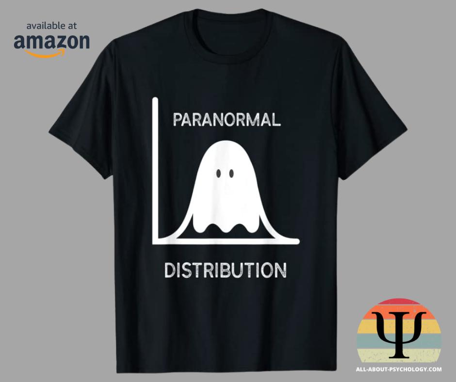 Paranormal Psychology T-Shirt