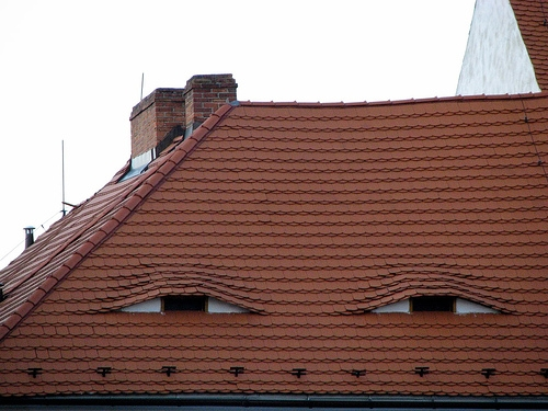 Pareidolia Suspicious House Eyes