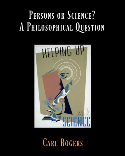 Persons or Science? A Philosophical Question