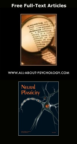 articles related to psychology