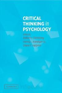 critical thinking essays psychology Critical thinking psychology we aim on delivering the best possible results a student could wish for.