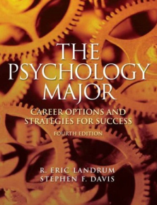 The Psychology Major: Career Options and Strategies for Success   Semantic Scholar
