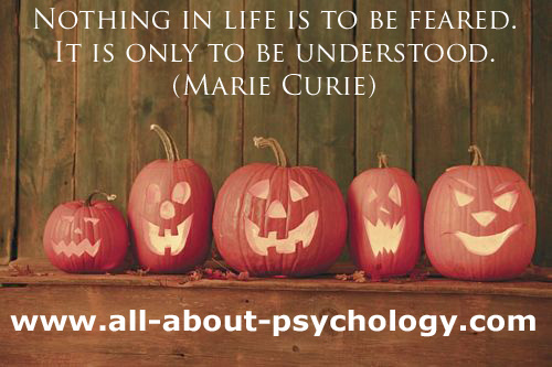 psychology e-cards Halloween Special