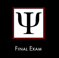 advanced psychology of learning final exam This course will introduce you to the fundamental principles of psychology and to the major subjects of psychological inquiry it has been designed to not only provide you with the tools necessary for the study of psychology but to present you with a sampling of the major areas of psychology research.