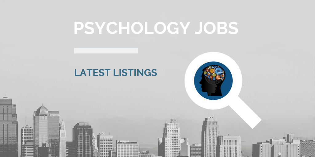 psychology jobs