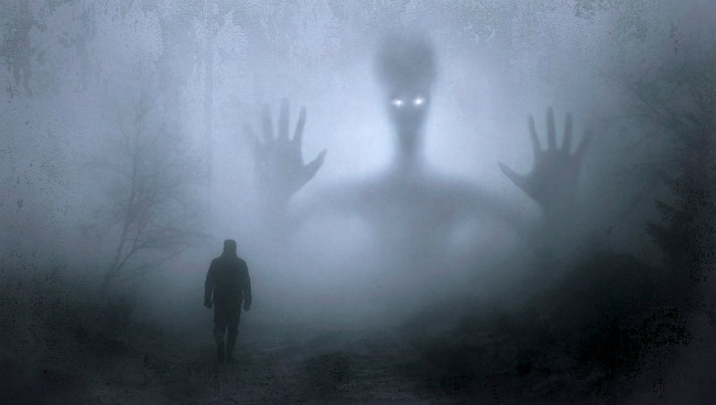 What Lies Behind Ghosts, Demons and Aliens According To Sleep Researchers