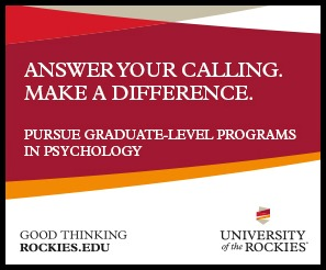 Psychology University of The Rockies