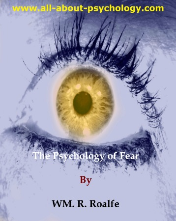 full text psychology article on the psychology of fear