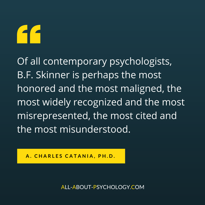 the life and influence of bf skinner