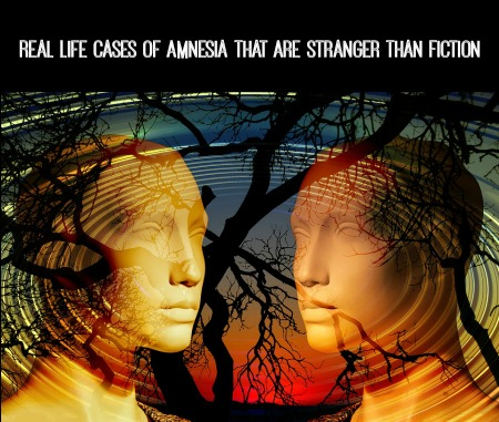 Real Life Cases of Amnesia That Are Stranger Than Fiction