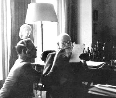 Sigmund Freud BBC Radio Recording 1938