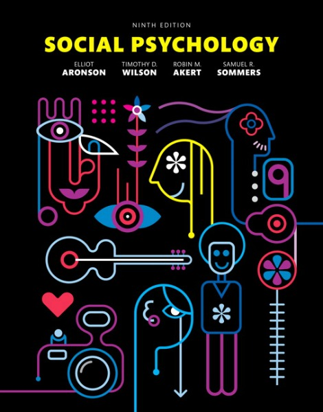 Social Psychology Book Elliot Aronson 9th Edition