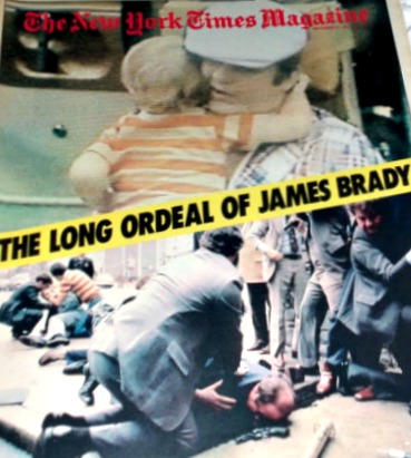 The Long Ordeal of James Brady