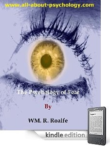 psychology of fear article on kindle