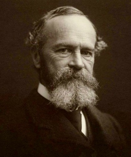 William James Psychologist